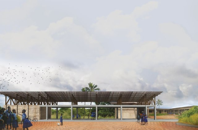 A Vision of Sustainable Educationin Ghana