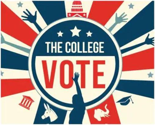college votes