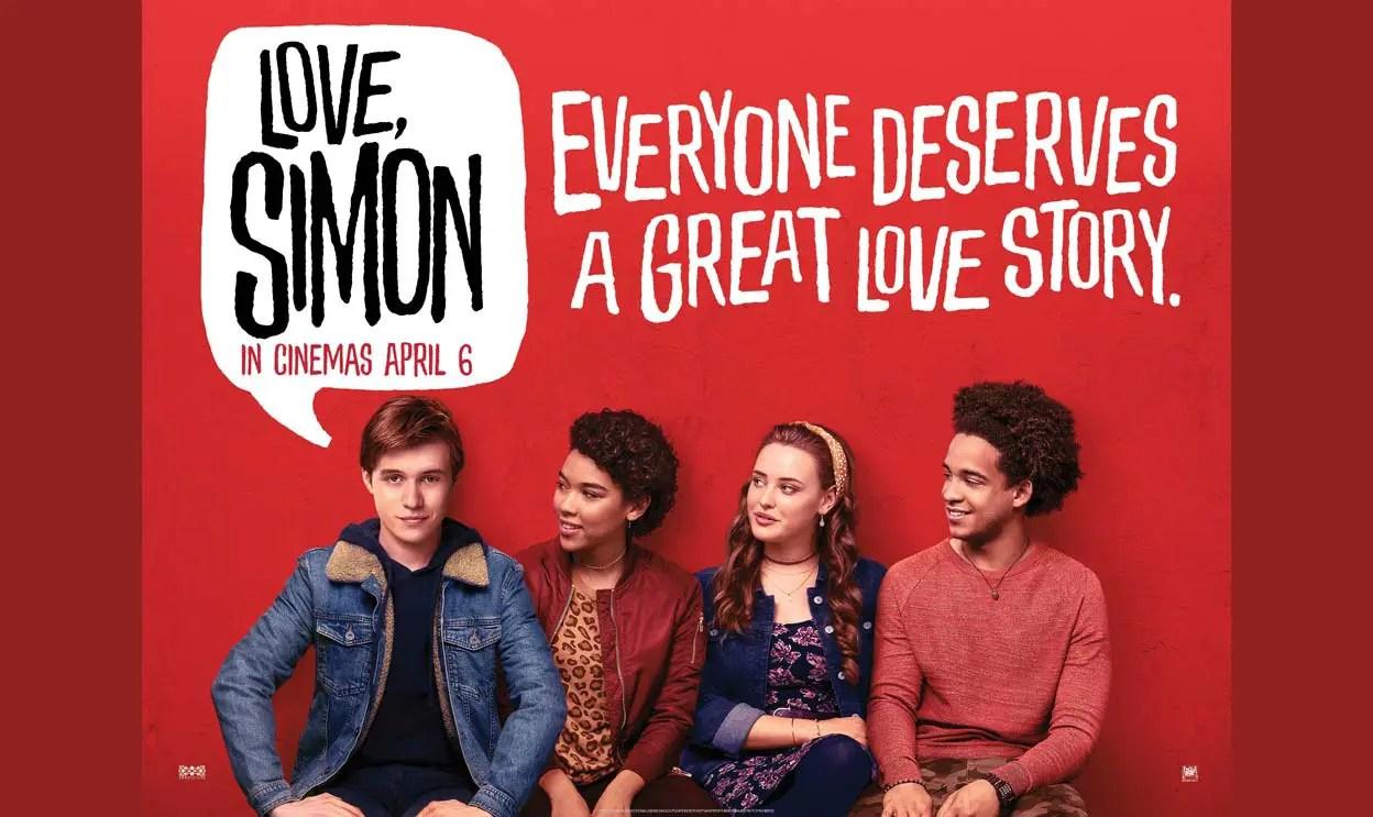 why love simon is