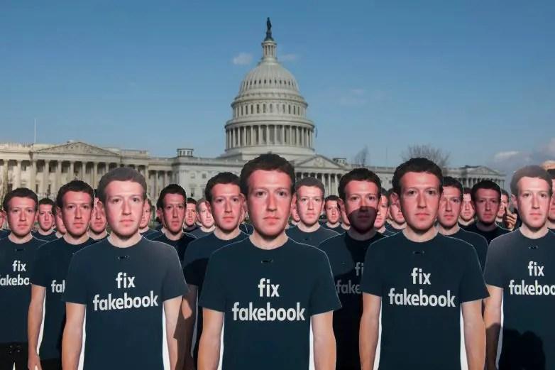 Here's a Recap of Day 1 of Mark Zuckerberg's Congressional Testimony