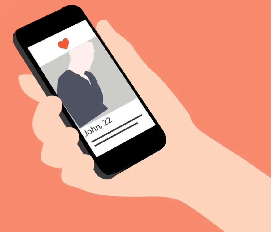 Social stigma online dating