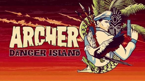 Archer danger island