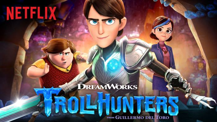 children's TV shows Trollhunters