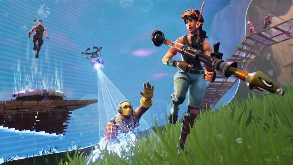 Fortnite Is The Video Game Taking The World By Storm
