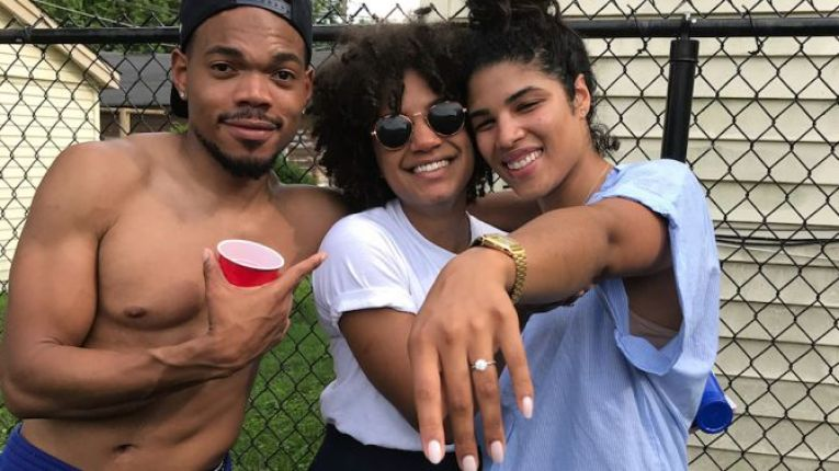 chance engaged