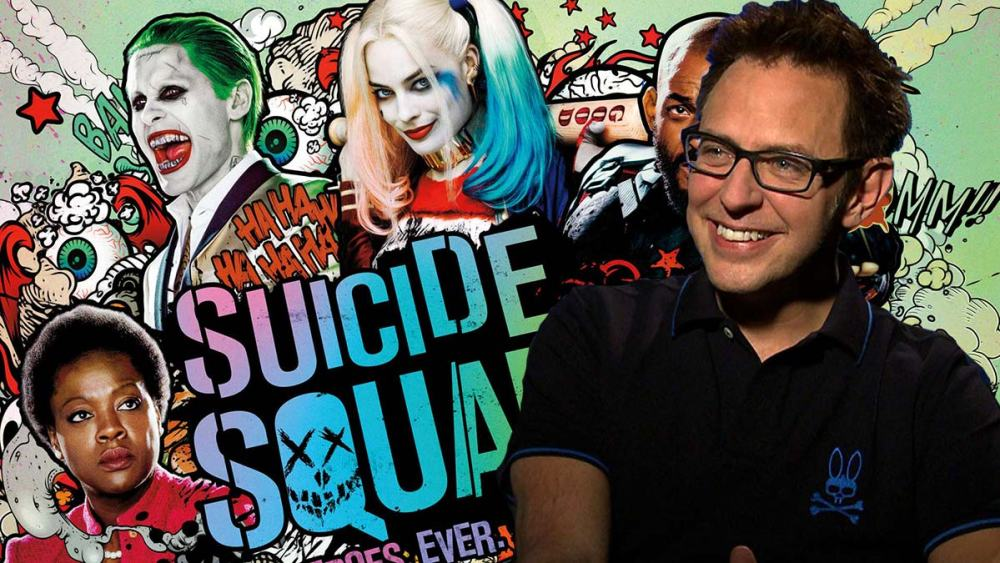 "James Gunn will screen write DC's rendition of the ""Suicide Squad"" films. (Image via LongRoom.com)"
