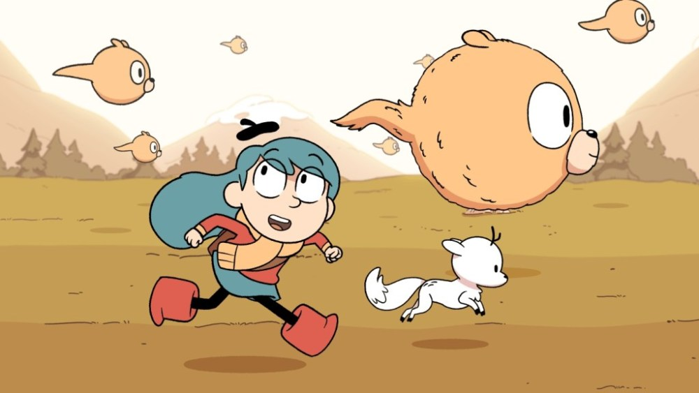 """""""Hilda"""" is appealing to both children and older audience demographics. (Image via DownTheTubes)"""