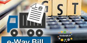 E-way bill trial run starts today: E-way bill trial run from 16th Jan 2018