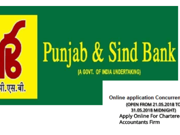 Empanelment of Concurrent Auditors by Punjab and Sindh Bank | FY 2018-19