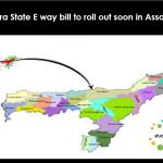 Intra State E way bill to be roll out in Assam from May 16, 2018