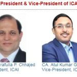 ICAI Elects New President & Vice President for year 2019-20