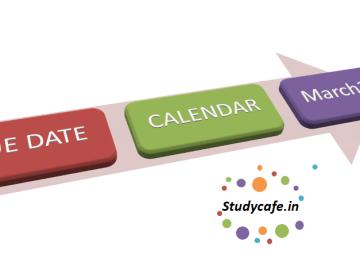 Due date calendar of March 2019 | GST Due date calendar for March 2019