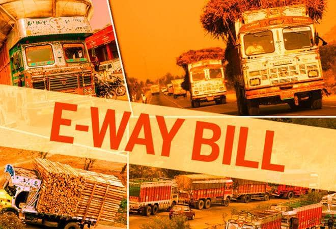 GST E-way Bill System in Gujarat