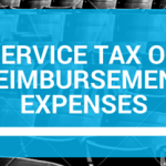 REIMBURSEMENT OF EXPENSES INCLUDE TAXABLE TURNOVER OF C&F SERVICES ?