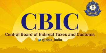CBIC Clarification on goods taken out of India for exhibition / consignment basis for export promotion.