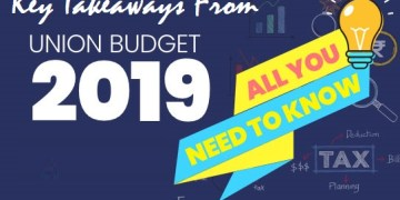 Key Takeaways From Union Budget 2019-20