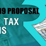 Budget proposal for expanding tax payers' base