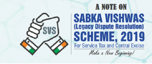 CBIC circular clarifying various open issues under the Sabka Vishwas (Legacy Dispute Resolution Scheme), 2019