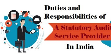 Duties and Responsibilities of A Statutory Audit Service Provider in India
