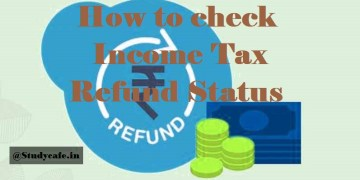 How To Check Income Tax Refund Status Online