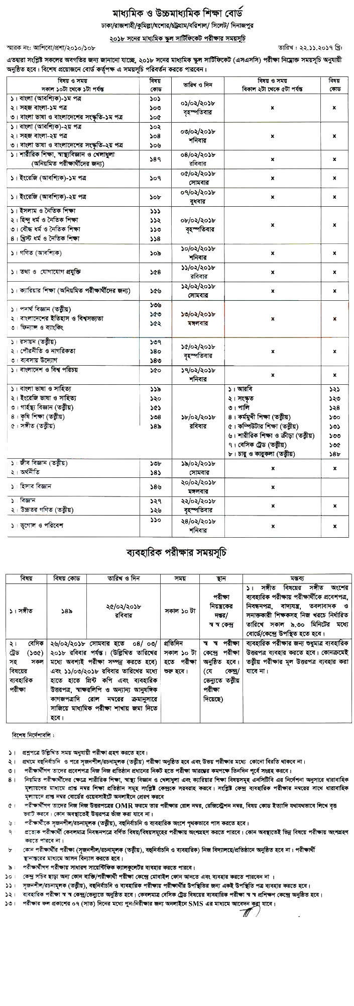 Dakhil Bangla 1st Paper Suggestion and Question Patterns 20171
