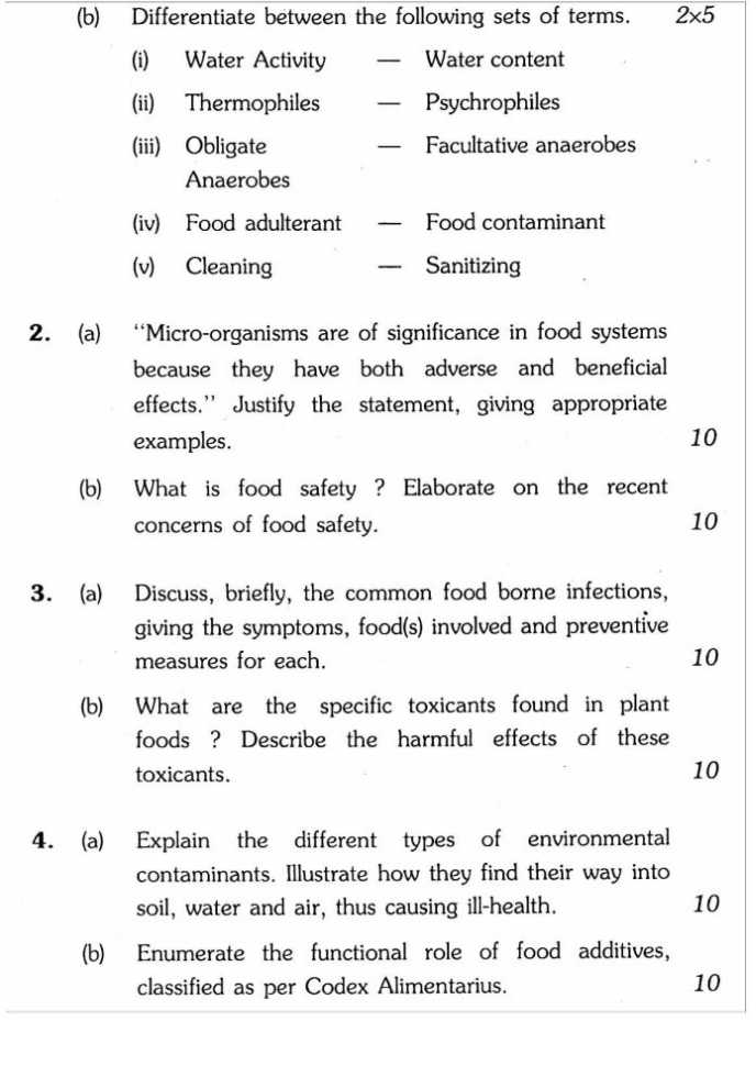 Essay On Food Safety Density And Specific Gravity Lab Report Custom