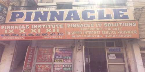 Pinnacle Institute Delhi