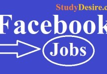 Facebook Recruitment 2019: Hiring Freshers Graduates Careers India Jobs Openings