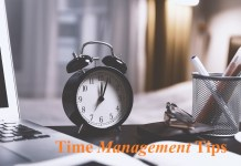 Time Management for School Students