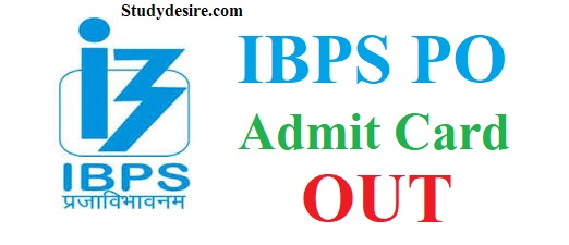 IBPS PO Admit Card 2021 Released Pre-Exam Training Hall Ticket