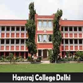 Hansraj College Cut Off 2021 Get Delhi University [1st To 5th List]