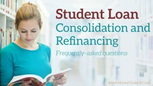 Student Loans Consolidation – All Questions Answered