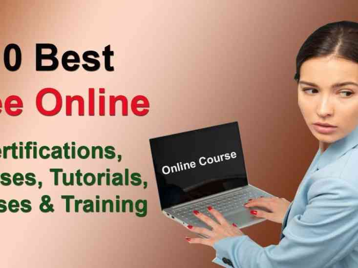 Top 10 Free Online Courses With Printable Certificates
