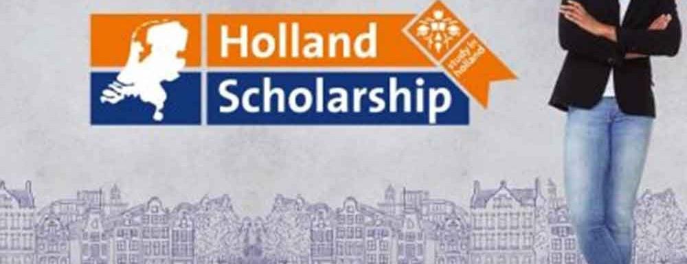 Holland Scholarship for International Students