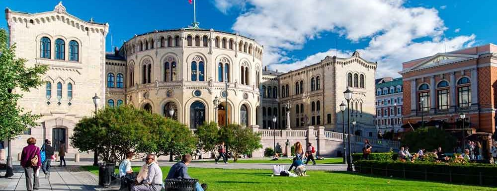 International Scholarships Norway