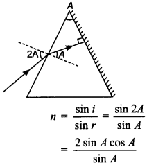 Physics MCQs for Class 12 with Answers Chapter 9 Ray