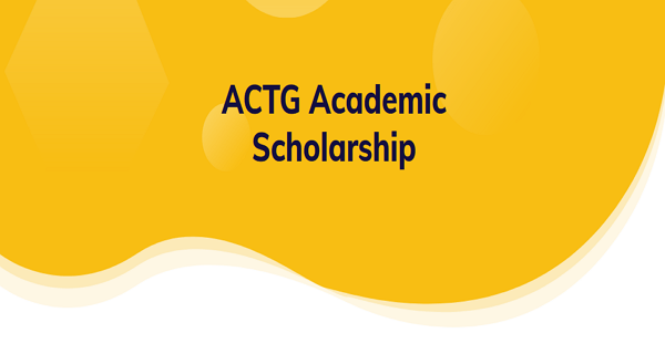 ACTG Academic Scholarship 2021/22 for African Scientists
