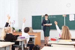 子供、学校、授業