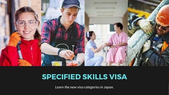 specified skills visa