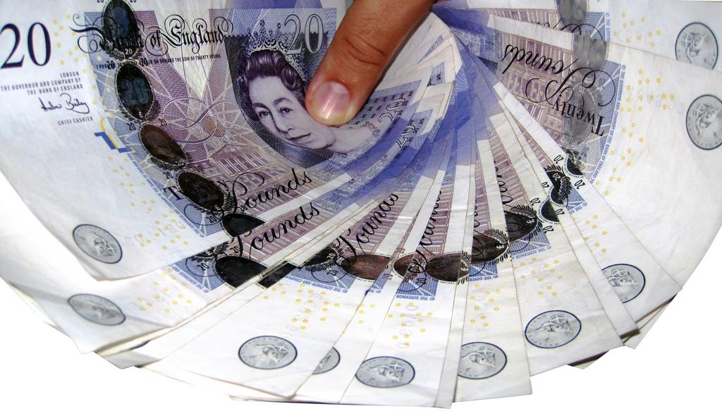 British Etiquette - discussing money