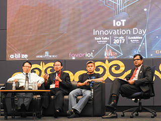 APU Organizes First Internet of Things (IoT) Innovation Day Photo 1