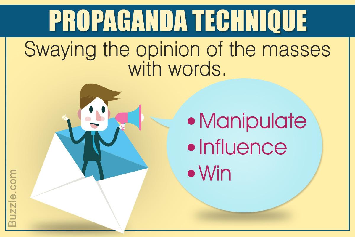 Types Of Propaganda Mass Communication