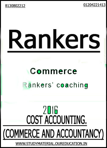 Commerce by Rankers Classes