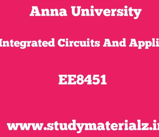 [PDF] EE8451 Linear Integrated Circuits and Applications