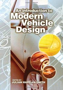 An Introduction to Modern Vehicle Design PDF Book By Julian Happian-Smith