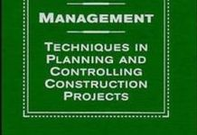 Project Management Techniques in Planning and Controlling Construction