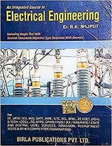 Electrical Engineering Objective Type (Questions & Answers ) By R.K.Rajput
