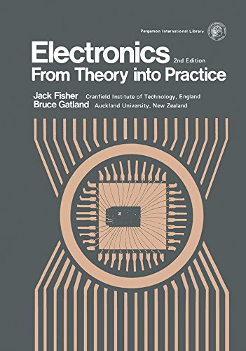 Electronics – From Theory Into Practice Applied Electricity and Electronics Division