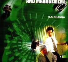 Industrial Engineering And Management Book (PDF) By O.P. Khanna