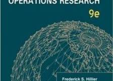 Introduction to Operations Research Book
